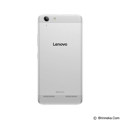 LENOVO A6020 - Silver (Merchant) - Smart Phone Android