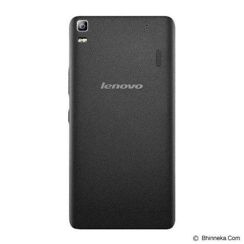 LENOVO A7000 Plus - Onyx Black (Merchant) - Smart Phone Android