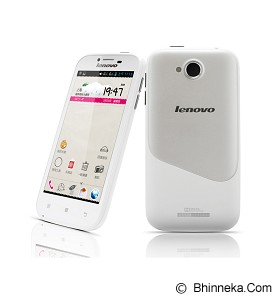 LENOVO A706 - White - Smart Phone Android