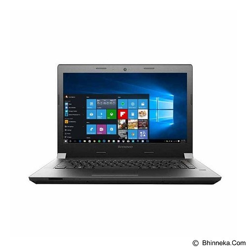 LENOVO Business Notebook B40-80 BXID - Black (Merchant) - Notebook / Laptop Business Intel Core I3
