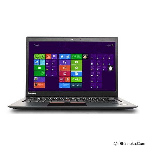 LENOVO Business ThinkPad X1 Carbon (Win 8.1 Pro) - Black (Merchant) - Notebook / Laptop Business Intel Core I7