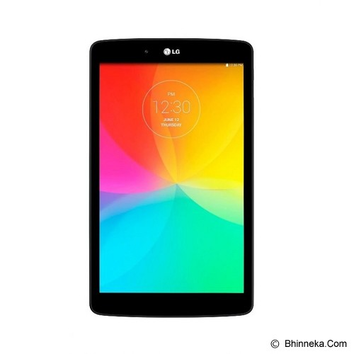 LG G Pad 8 - Black - Tablet Android