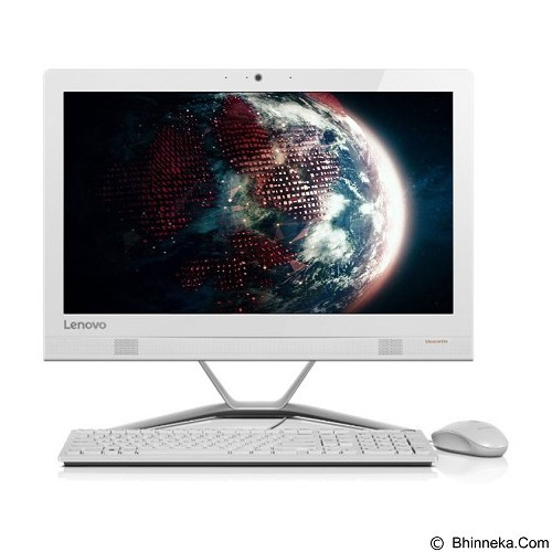 LENOVO IdeaCentre AIO300 91ID Non Windows - White (Merchant) - Desktop All in One Intel Core I5
