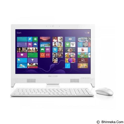 LENOVO IdeaCentre C20-30 40ID - White (Merchant) - Desktop All in One Intel Dual Core