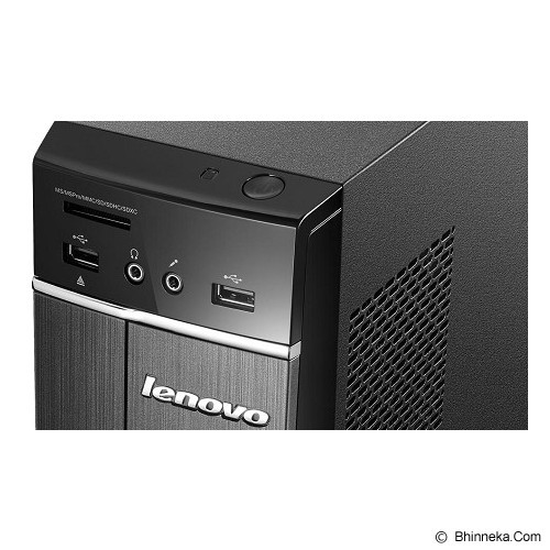 LENOVO IdeaCentre H30-50 8HID Small Form Factor Non Windows (Merchant) - Desktop Tower / Mt / Sff Intel Core I3
