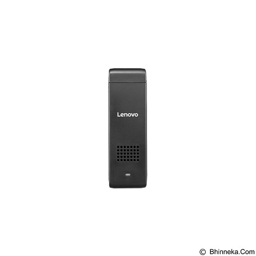 LENOVO IdeaCentre Stick IC300-01IBY [90F20005HL] - Black - Desktop Mini Pc Intel Atom