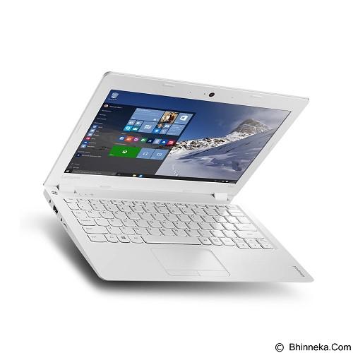 LENOVO IdeaPad 100s 2GID - White (Merchant) - Notebook / Laptop Consumer Intel Quad Core