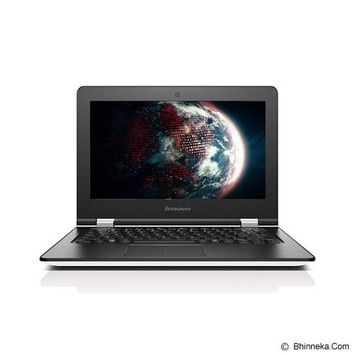 LENOVO IdeaPad IP300s 05ID Non Windows - White (Merchant) - Notebook / Laptop Consumer Intel Celeron