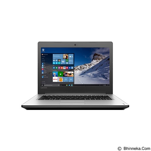 LENOVO IdeaPad IP310-14IKB [80TU0011ID] - Silver - Notebook / Laptop Consumer Intel Core I5
