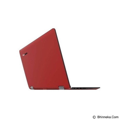 LENOVO IdeaPad YOGA 500 4IBD - Red (Merchant) - Notebook / Laptop Hybrid Intel Core I3