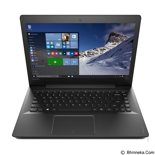 LENOVO Ideapad 500s 60ID (VGA AMD MESO XT) - Black (Merchant) - Notebook / Laptop Consumer Intel Core I5