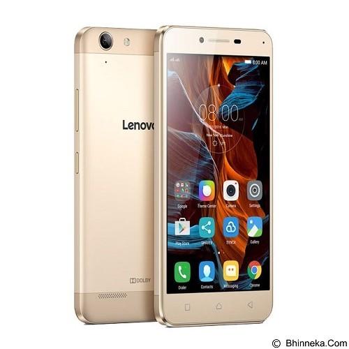 LENOVO Vibe K5 Plus (16GB/3GB RAM) - Champagne Gold - Smart Phone Android