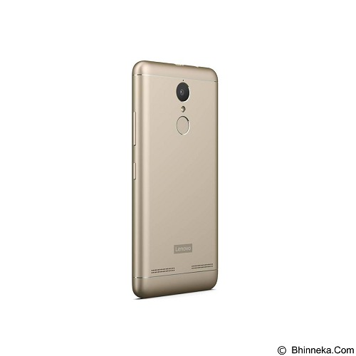 LENOVO K6 Note - Gold - Smart Phone Android
