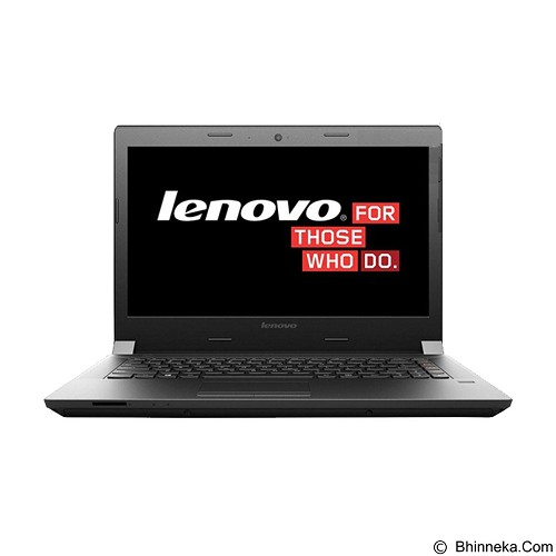 LENOVO Notebook B40-80 Non Windows [80F600CQID] - Black (Merchant) - Notebook / Laptop Business Intel Core I3