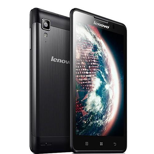 LENOVO P780 8GB – Deep Black - Smart Phone Android
