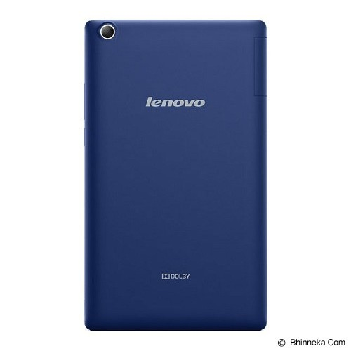 LENOVO Tab 2 [A8-50] LTE  - Midnight Blue (Merchant) - Tablet Android