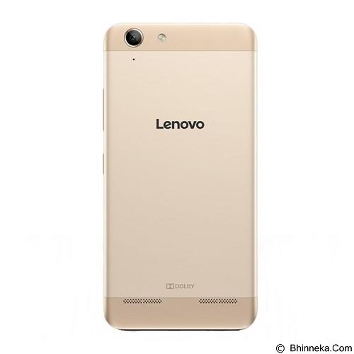 LENOVO Vibe K5 Plus (16GB/3GB RAM) - Gold (Merchant) - Smart Phone Android