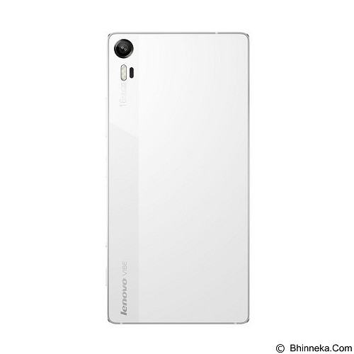 LENOVO Vibe Shot - White (Merchant) - Smart Phone Android