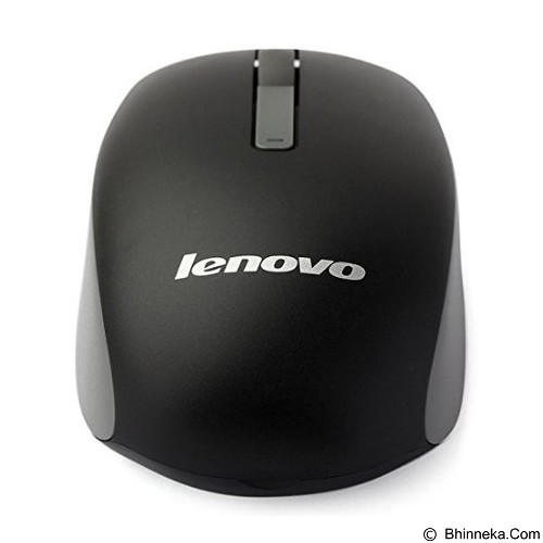 LENOVO Wireless Mouse N100 [888015276] - Black - Mouse Mobile