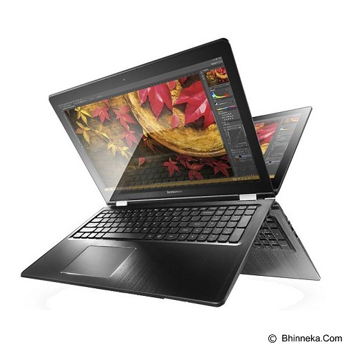 LENOVO Yoga 500-15 i7vd (Core i7-5500U) - Black (Merchant) - Notebook / Laptop Hybrid Intel Core i7