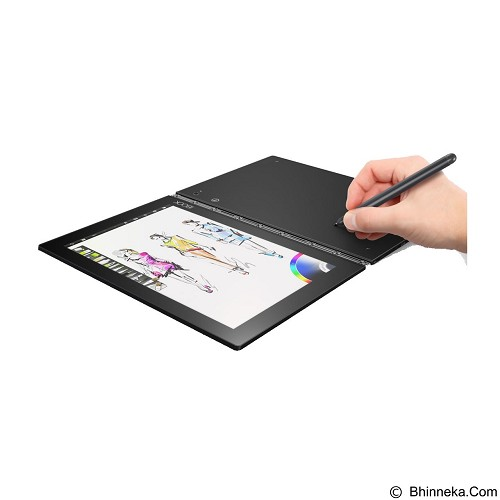 LENOVO Yoga Book Android - Carbon Black - Tablet Android