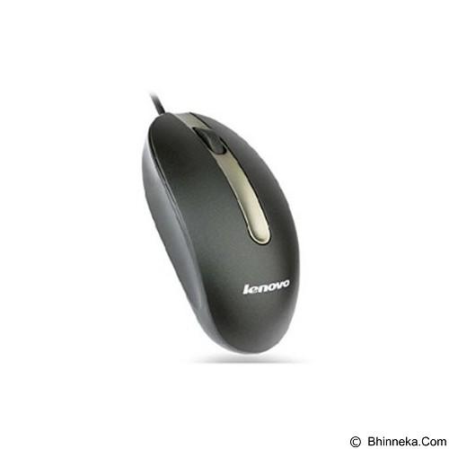 LENOVO Optical Mouse M3803A [888012413] - Black - Mouse Mobile