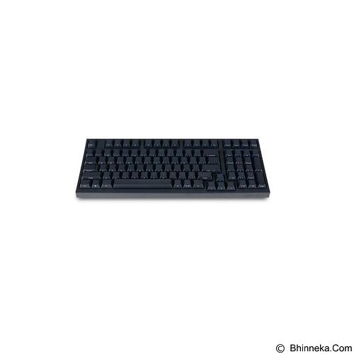 LEOPOLD Keyboard Mechanical [FC980MS/ENP] - Black (Merchant) - Gaming Keyboard