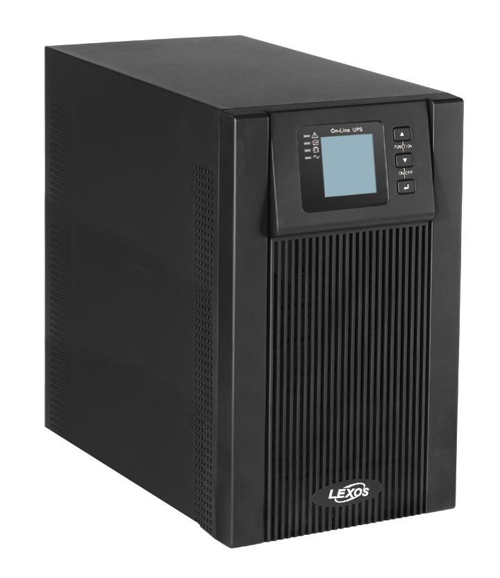 LEXOS HP-920-S - Ups Tower Non Expandable
