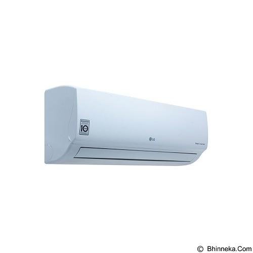 LG T08EMV + Pasang AC Split 3/4 PK Inverter - Putih .