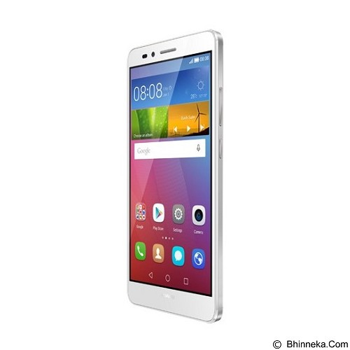HUAWEI GR5 - Silver (Merchant) - Smart Phone Android
