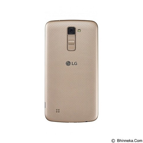 LG K10 [KY30DSY] - Gold (Merchant) - Smart Phone Android