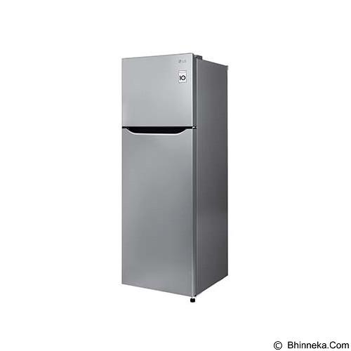 LG Kulkas [202-SLCL] (Merchant) - Kulkas 2 Pintu