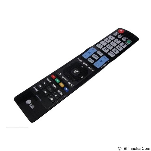 LG Remote TV LCD LED - Black (Merchant) - Digital Media Player
