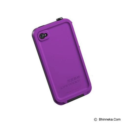 LIFEPROOF Case for Apple iPhone 4S/4 - Purple/Black - Casing Handphone / Case