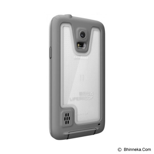 LIFEPROOF Fre Case for Samsung Galaxy S5 EN/FR/ES/PT - White/Clear - Casing Handphone / Case