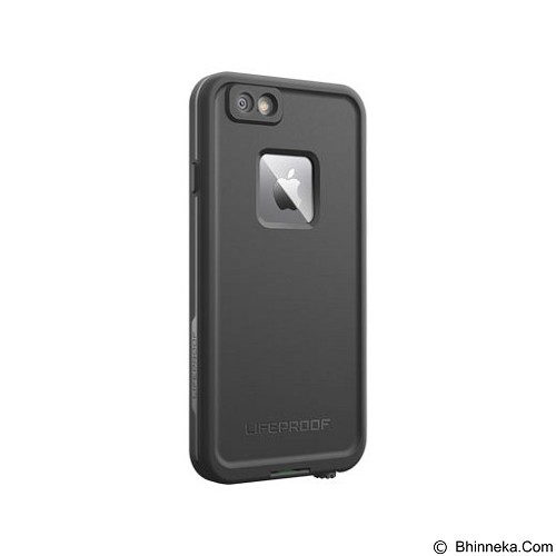 LIFEPROOF Fre for Apple iPhone 6/6s - Black - Casing Handphone / Case