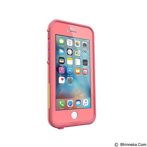 LIFEPROOF Fre for Apple iPhone 6/6s - Sunset Pink - Casing Handphone / Case