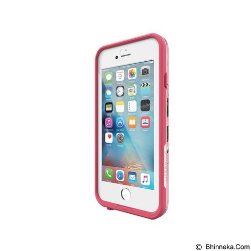 LIFEPROOF Fre  for Apple iPhone 6 Realtree Power Xtra Pink - Light Rose/Dark Rose/Xtra Pink - Casing Handphone / Case