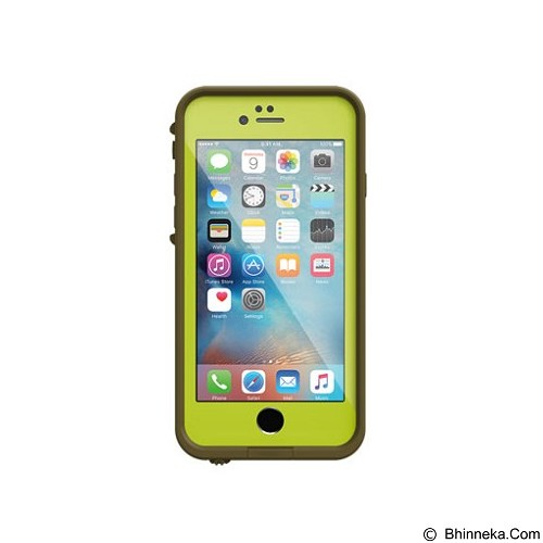 LIFEPROOF Fre  for Apple iPhone 6 Realtree Xtra Lime - Lime/Olive Drab Green/Realtree Xtra - Casing Handphone / Case
