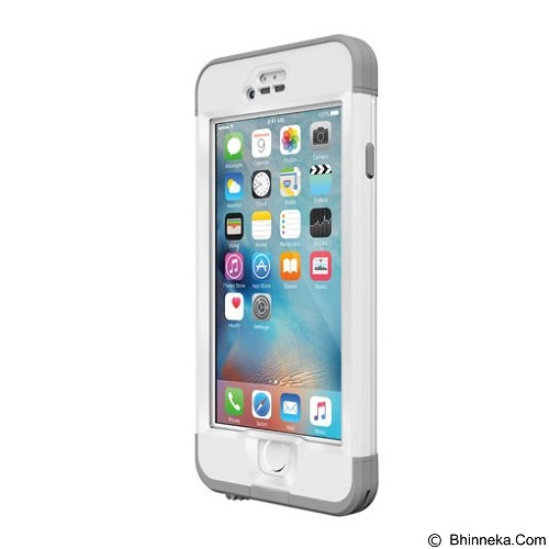 LIFEPROOF Nuud for Apple iPhone 6s - Avalanche - Casing Handphone / Case