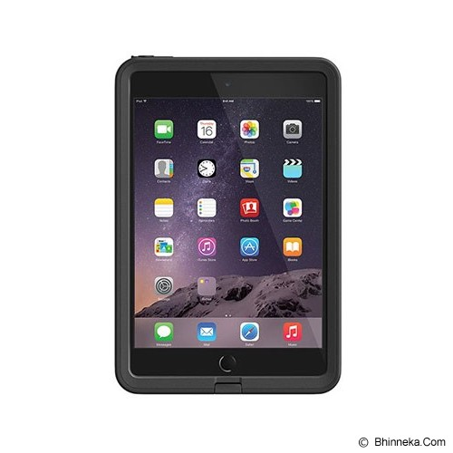 LIFEPROOF fre Apple iPad Mini/Mini 2/Mini 3 - Black - Casing Tablet / Case