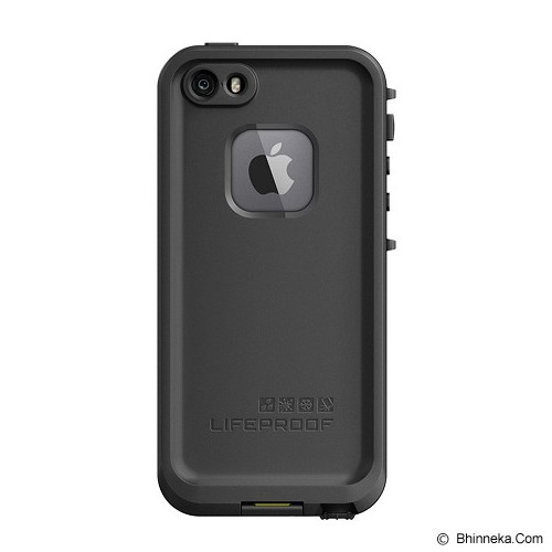 LIFEPROOF iPhone 5/5S Fre Case - Olive Drab Green / Black - Casing Handphone / Case