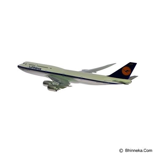 LIMOX Miniatur Pesawat Lufthansa Boeing 747 8 Retro [LH35] (Merchant) - Die Cast