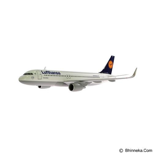 LIMOX Miniatur Pesawat Lufthansa Airbus A320 200 Sharklets [LH27] (Merchant) - Die Cast