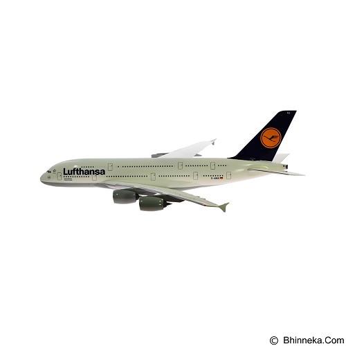 LIMOX Miniatur Pesawat Lufthansa Frankfurt A380 800 [LH01] (Merchant) - Die Cast