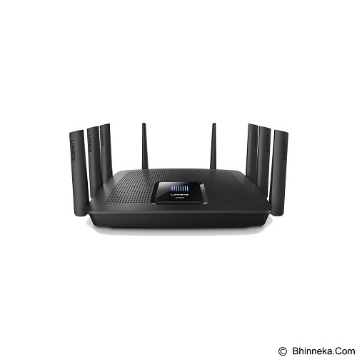 LINKSYS Max Stream AC5400 MU-MIMO Gigabit Router [EA9500] (Merchant) - Router Consumer Wireless