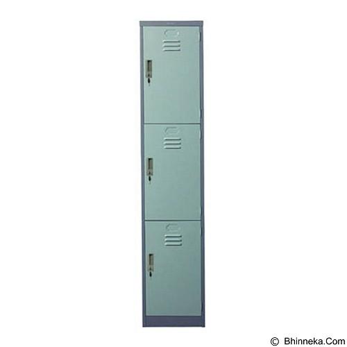 LION Locker 3 Door [L553] - Filing Cabinet / Lemari Arsip