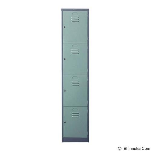 LION Locker 4 Door [L554] - Filing Cabinet / Lemari Arsip