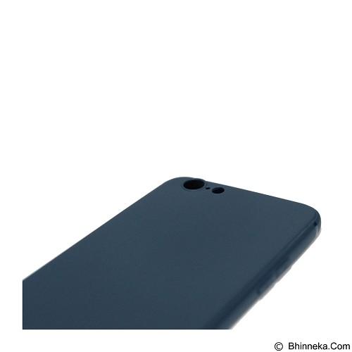 LIZE Silicon Softcase for Oppo A57 - Dark Blue (Merchant) - Casing Handphone / Case