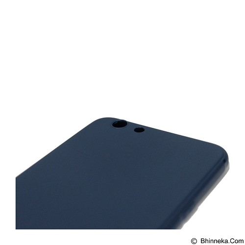 LIZE Silicon Softcase for Oppo A59/F1s - Dark Blue (Merchant) - Casing Handphone / Case